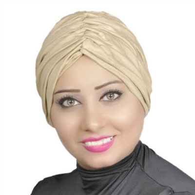 Cotton Under scarf Cap NEW Hijab Shayla Muslim – Beige