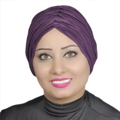 Cotton Under scarf Cap NEW Hijab Shayla Muslim – Purple
