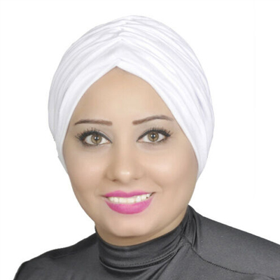 Cotton Under scarf Cap NEW Hijab Shayla Muslim – White