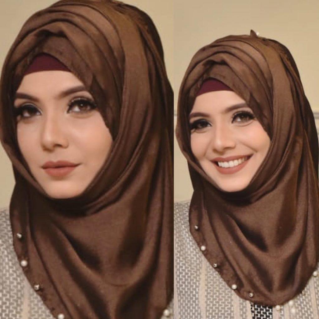 Latest Pakistani Hijab Style 2020 Step By Step Hijab Fashions