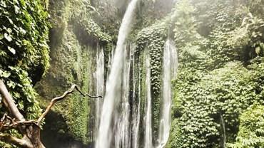 Air Terjun Tiu Kelep, Lombok