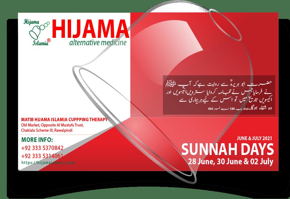 Sunnah Days July 2021
