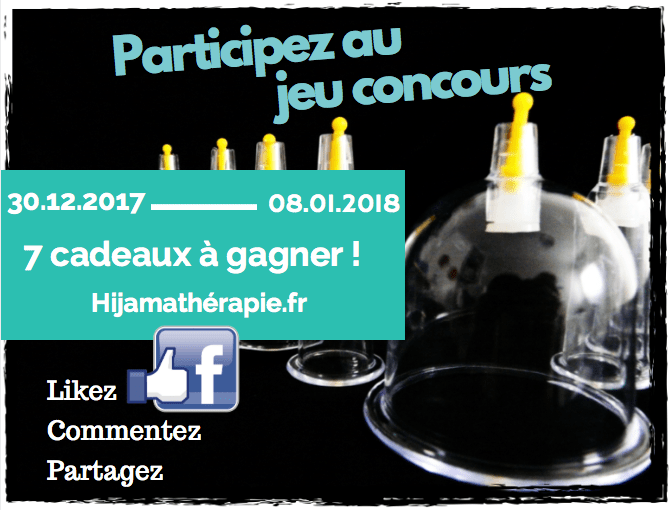 hijama jeu concours cupping therapy