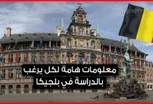 Photo of الدراسة في بلجيكا .. معلومات هامة لكل طالب عربي يرغب بالدراسة في الخارج