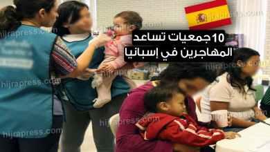 Photo of لائحة ب 10 منظمات تقدم مساعدات للمهاجرين في إسبانيا (الإعانة والسكن)