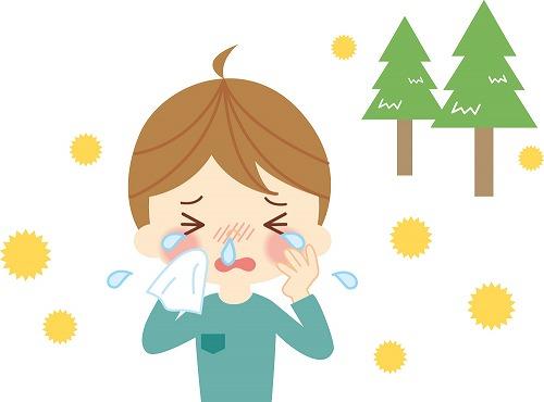 マスク以外 花粉症対策