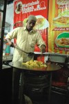 Pak sholeh di kampung Madras