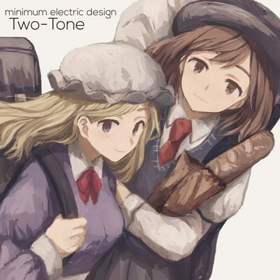 (RTS-13) [2016.05.08] minimum electric designs - Two-Tone (MP3 320KB)