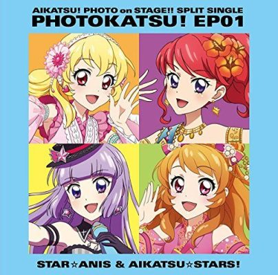 Aikatsu! Photo on Stage!! EP 01 / STAR☆ANIS
