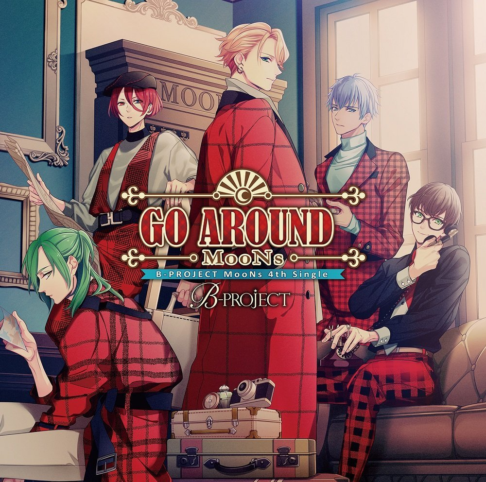 B-Project: MooNs – GO AROUND