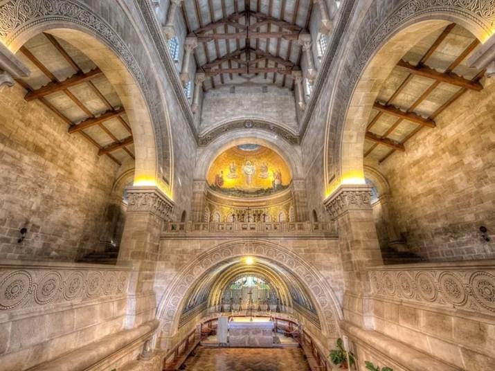 Church of Transfiguration - Interior
