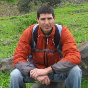 Erez Speiser - Israel Hiking Guide
