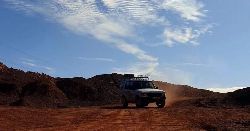 Makhtesh Ramon Jeep Tour