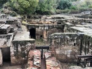 Banias Ruins