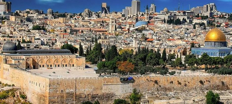 Jerusale, Self-Guided City Walks