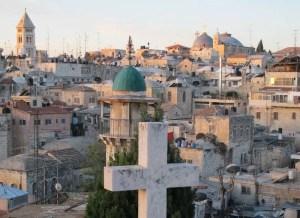 Jerusalem Christian Quarter