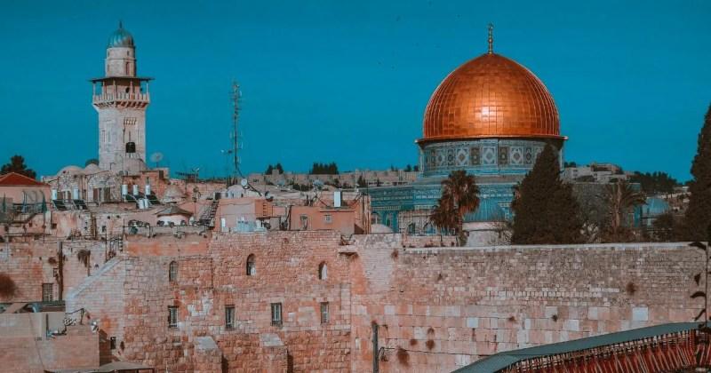 Jerusalem Old City self-guided walking tour