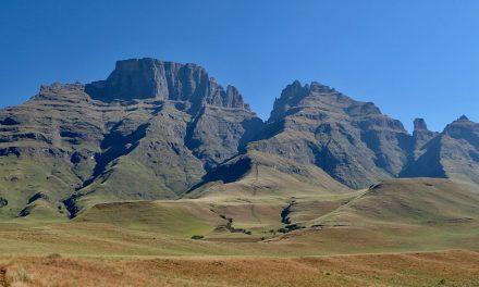 Drakensberg May 2019
