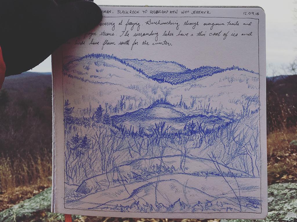 Best Field Sketching Kit for Beginners 6
