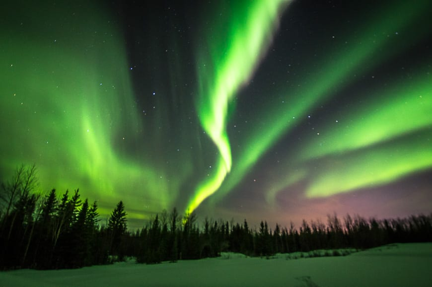 Northern Lights Fort Mcmurray