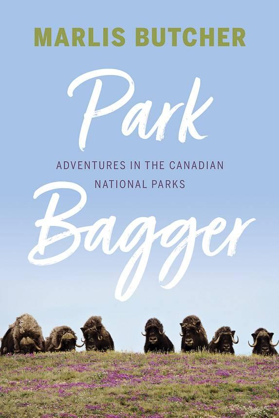 Park Bagger by Marlis Butcher