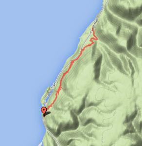 Le Vieux Chemin de Cap Rouge