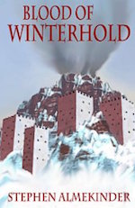 THE BLOOD OF WINTERHOLD, WINTERHOLD SERIES #2