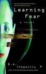 LEARNING FEAR (JAGUAR ADDAMS, BOOK 3)