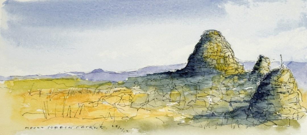 Cairns, Mount Corrin