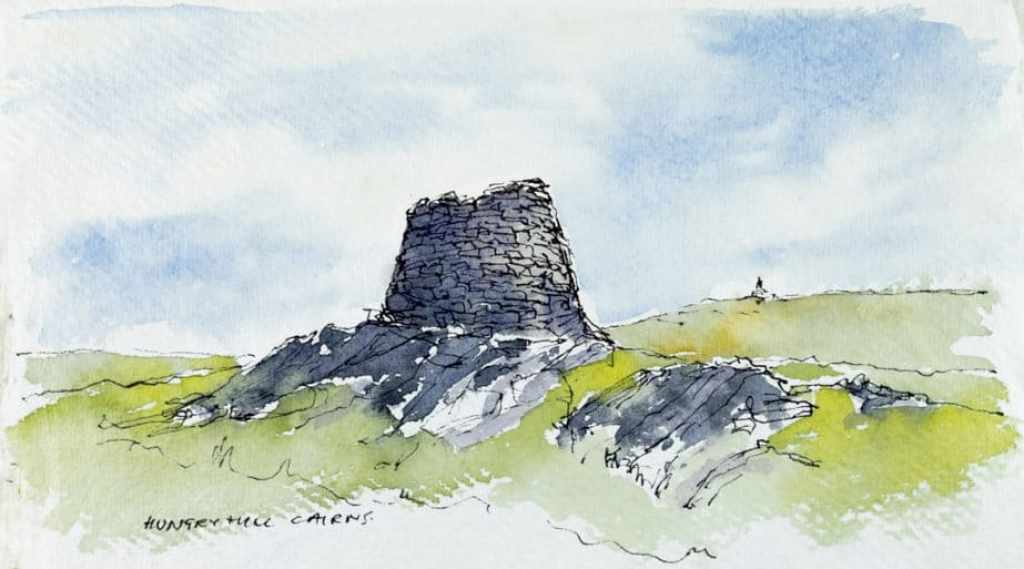 Hungry Hill Cairn