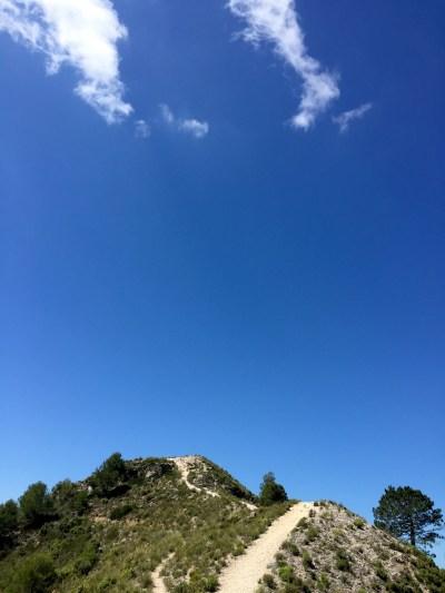 GR 249 Gran Senda de Málaga, Nerja – Frigilina