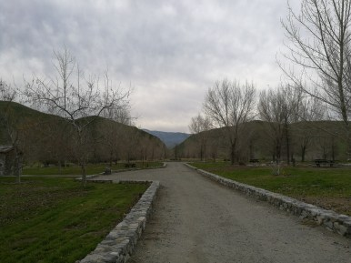 San Emigdio Camp