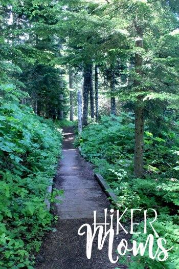 Hiker Moms Hiking Trail Lost Lake Resort Hood River ORegon 12