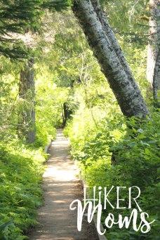 Hiker Moms Lost Lake Hiking Trail Resort Hike Oregon Hood River 13