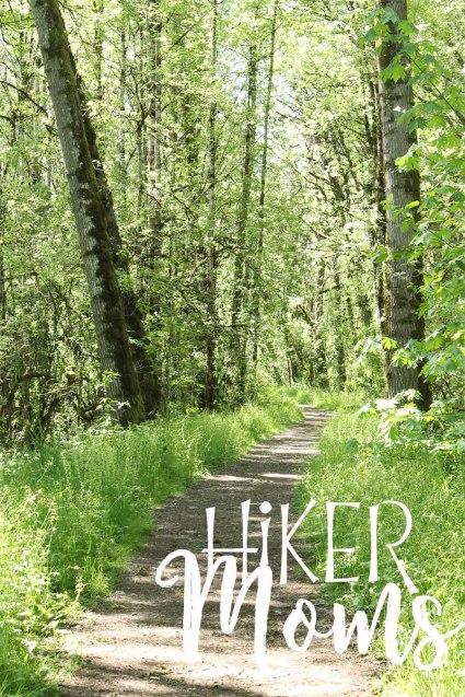 Rail Trail Ankeny Wildlife Refuge South Salem Oregon Tall Trees Hiker Moms Hike Hiking Adventure