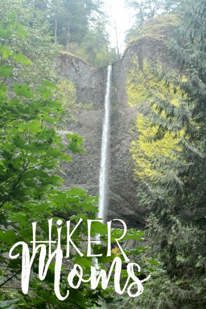 Latourell Falls Short Hike Portland Oregon Hiker Moms Hike Trails Outdoors falls