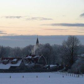 Rondom Oldenzaal – De Lutte, 19 januari 2017