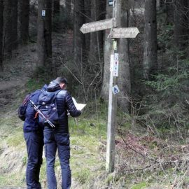 Belgische Ardennen, 3-5 maart 2017