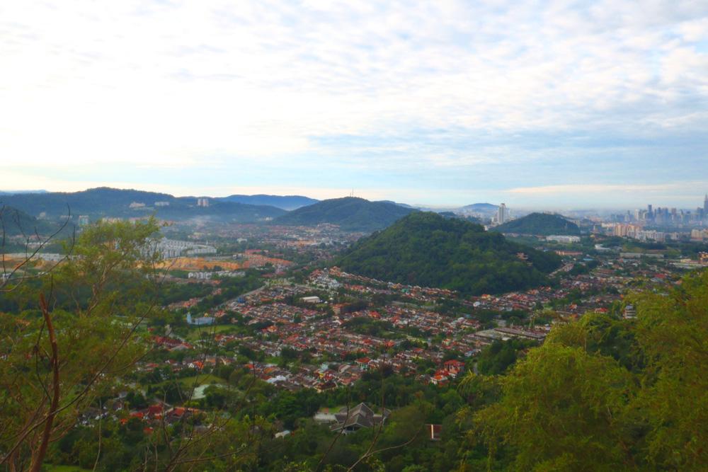Bukit Tabur | Bukit Hangus