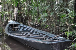 Amazon canoes