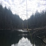 hikes near vancouver, whyte lake, west vancouver, horseshoe bay, swimming holes in vancouver, best swimming spots, hikes to lakes, bc, canada, rope swing