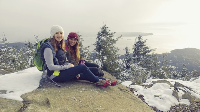 hikes near vancouver, snowshoeing, eagle bluffs, north shore, microspikes, kahtoola, crampons, traction device