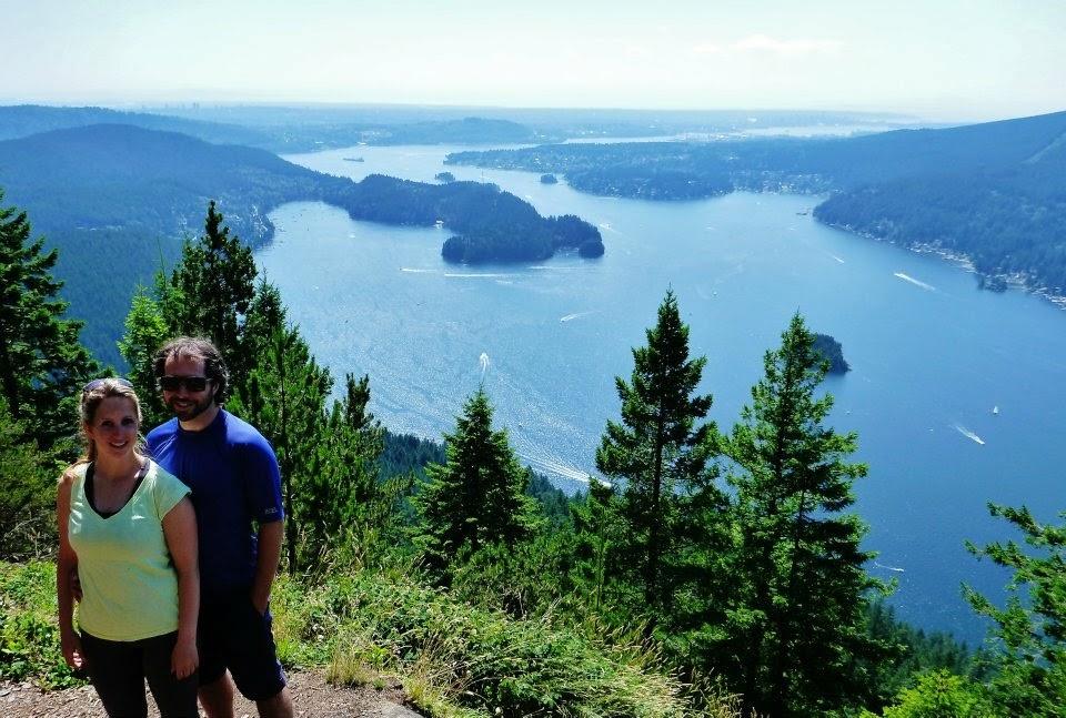 sendero diez vistas hike