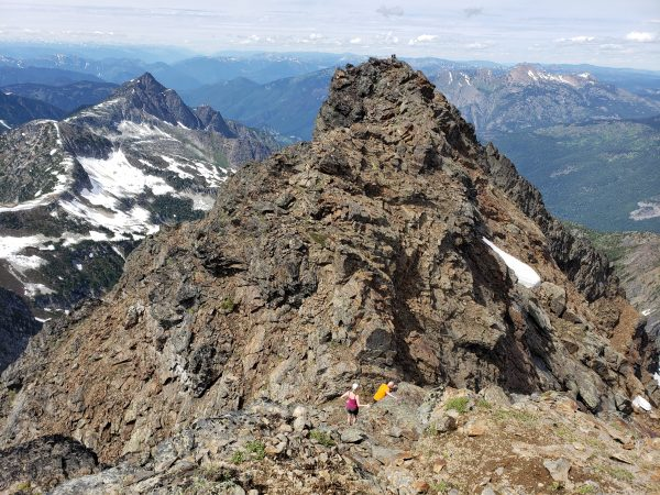 mount outram, manning park hikes, hikes near vancouver