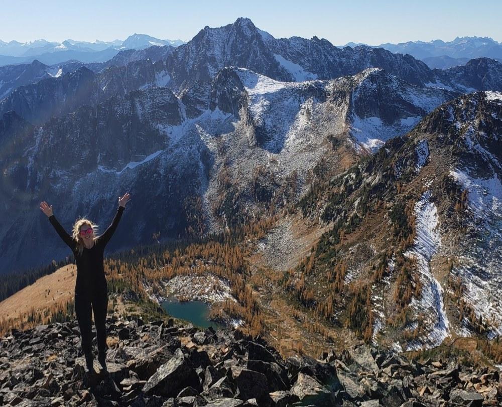 frosty mountain hike trail, manning park, hikes near vancouver, kristine krynitzki