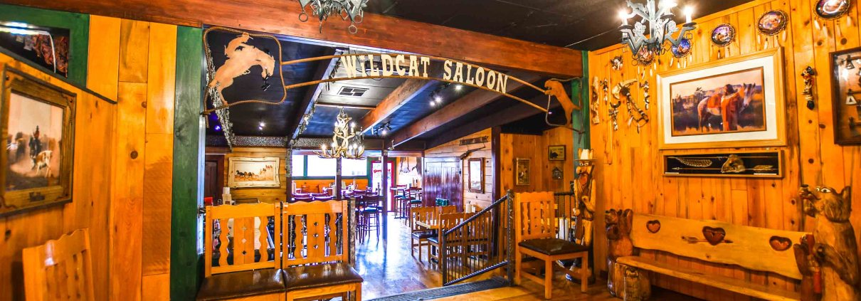 Wildcat Saloon at Porter's