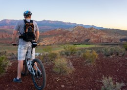 Mountain biking in Southern Utah