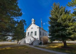 the Pine Valley Chapel in Utah