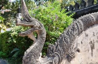 Aufgang zum Ho Phra Keo