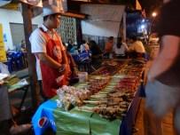 Street Food Vang Vieng